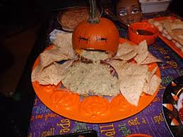 Pumpkin Guacamole Throw Up Cheese by Win My Craft Adventures Page 3