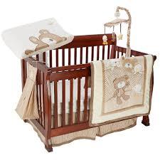 Woodland Crib Bedding Sets by Babies R Us B Is For Bear 6 Piece Crib Bedding Set Babies R Us