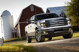 2013 Ford F-150 Gains New Front End Styling And Tech Upgrades [34 ...