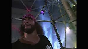 Halloween Havoc 1998 Hogan Vs Warrior by The Wrestling Section Worst In The World The Doomsday Cage Match