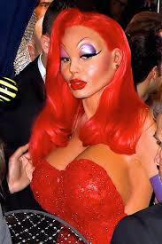 Halloween Heidi Klum Jessica Rabbit by Klum U2013 Heidi Klum Halloween Party In New York City October 2015