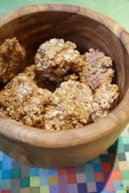 apfelmus haferflocken kekse als gesunde nascherei