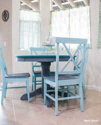 53 Gorgeous Blue Painted Furniture Ideas - H2OBungalow Urban Farmhouse July 2008 Painted Kitchen Tables Delightful Chalk Table And Chairs Ding Rooms White Painted Ding Table And Chairs With Prayer Hand On Kitchen Ideas Beautiful Distressed Black Fniture Pating Wood The Ultimate Guide For Stunning What Kind Of Paint Do I Use That Types Paint When Creative Diy Hative 15 Tips Outdoor Family Hdyman Interiors By Color 7 Interior How To Your