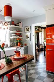 retro küche einrichten 50 ideen für einen gelungenen sprung