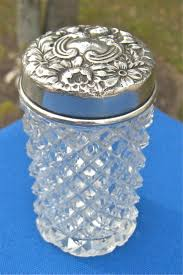 Vanity Dresser Set Accessories by 161 Best Sterling Silver Dresser Jar Images On Pinterest Silver