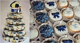 Royal Blue Hydrangea Wedding