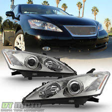 headlights for lexus es350 ebay