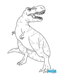Coloriages Tyrannosaure Frhellokidscom