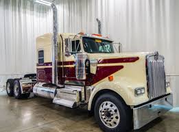 100 Rush Truck Center Oklahoma City KENWORTH W900L Sleeper S For Sale Lease New Used Total