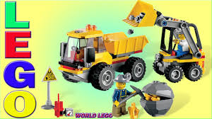 LEGO City Loader And Dump Truck 4201 - LEGO City Mining Set - YouTube Amazoncom Lego Juniors Garbage Truck 10680 Toys Games Wilko Blox Dump Medium Set Toy Story Soldiers Jeep Itructions 30071 Rees Building 271 Pieces Used Good Shape 1800868533 For City 60118 Youtube Ming Semi Lego M_longers Creations Man Tgs 8x4 With Trailer Truck At Brickitructionscom Police Best Resource 6447
