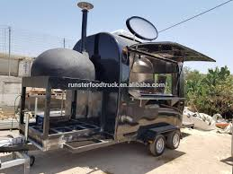 100 Mobile Pizza Truck Unique Design Food Carts Fast Food For Sale Usa