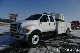 Ford F650 Service Trucks / Utility Trucks / Mechanic Trucks For Sale ...