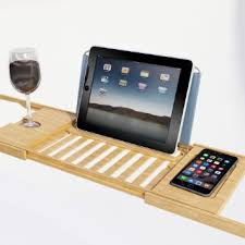 Bamboo Bathtub Caddy With Wine Glass Holder by Cheap Bathtub Caddy Tray Find Bathtub Caddy Tray Deals On Line At