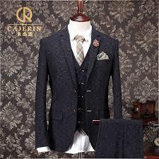 Vintage 3 Piece Suit Fashion