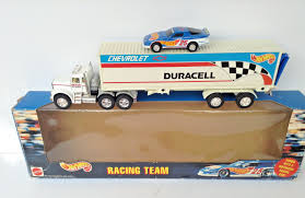 HOT WHEELS CHEVROLET Duracell Racing Team Truck Trailer And ... Hot Wheels Trackin Trucks Speed Hauler Toy Review Youtube Stunt Go Truck Mattel Employee 1999 Christmas Car 56 Ford Panel Monster Jam 124 Diecast Vehicle Assorted Big W 2016 Hualinator Tow Truck End 2172018 515 Am Mega Gotta Ckc09 Blocks Bloks Baja Bone Shaker Rad Newsletter Dairy Delivery 58mm 2012 With Giant Grave Digger Trend Legends This History Of The Walmart Exclusive Pickup Series Is A Must And