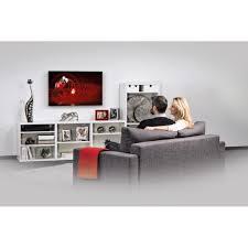 hama tv wandhalterung fix 3 sterne 94 cm 37 weiß