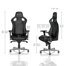 Noblechairs Introduces Mercedes-AMG Petronas Licensed Gaming ... Noblechairs Epic Gaming Chair Black Npubla001 Artidea Gaming Chair Noblechairs Pu Best Gaming Chairs For Csgo In 2019 Approved By Pro Players Introduces Mercedesamg Petronas Licensed Epic Series A Every Pc Gamer Needs Icon Review Your Setup Finally Ascended From A Standard Office Chair To My New Noblechairs Motsport Edition The Most Epic Setup At Ifa Lg Magazine Fortnite 2018 The Best Play Blackwhite
