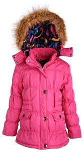 london fog girls 3 in 1 system jacket with fleece reversible liner