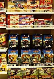 Kenner MASK Toy Store Photo
