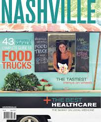 100 Food Trucks In Nashville Magazine Tennessee