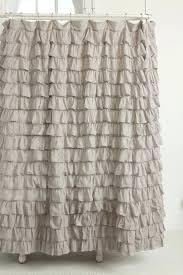 Walmart Curtain Rods Canada by Shower Curtains Tan Ruffle Shower Curtain Bathroom Inspirations