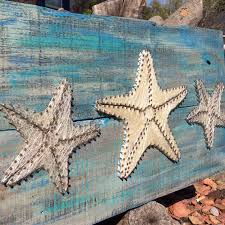 Handmade Starfish String Art By BrennanAthan On Etsy 6900