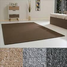 details zu schlingen teppich meddon sehr pflegeleicht und strapazierfähig esszimmer