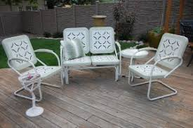 homecrest vintage wire patio furniture home design ideas