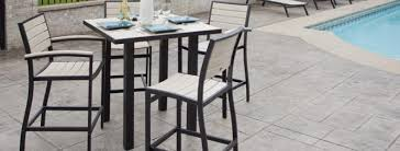 Christy Sports Patio Umbrellas by Counter Height Patio Furniture Hight Dining Outdoor Furniture