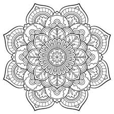 Perfect Coloring Free Mandala Pages Printable At 17 Best Ideas About On