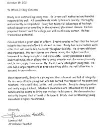 Air Force Academy Recommendation Letter Awesome Of Example Format