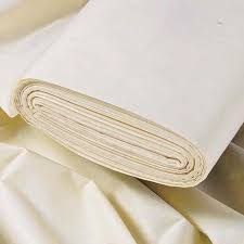 Blackout Curtain Liner Fabric by Curtain Lining Fabric Poly Cotton 48 Inches Wide Fabric Land