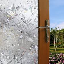 Artscape Magnolia Decorative Window Film by Amazon Com Bloss 3d Window Films Non Adhesive Marble Contact