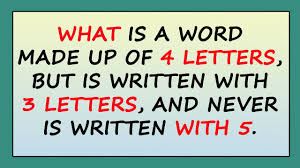 9 Riddles For Kids That Need Clever Mind
