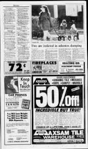 Maxsam Tile East Brunswick Nj by Asbury Park Press From Asbury Park New Jersey On January 26 1989