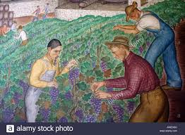 Coit Tower Murals Tour by Coit Tower Mural Stock Photos U0026 Coit Tower Mural Stock Images Alamy