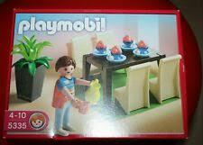neu playmobil 5335 a schickes esszimmer aus 2010 in