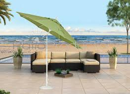 9 Ft Patio Umbrella Frame by 9 U0027 Octagon Push Button Tilt Umbrella Um920 Patio Productions