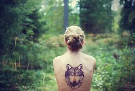 Source Via Favim A Special Wolf Tattoo
