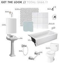 Tiling A Bathroom Floor Around A Toilet by Store Tour Floor U0026 Decor Emily Henderson