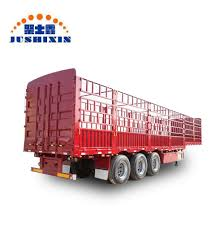 100 Toy Farm Trucks And Trailers China Heavy Duty TriAxle Livestock Goods Carrier