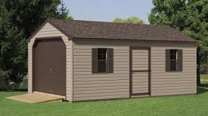 Amish Storage Sheds and Prefab Garages Delivered to Your house