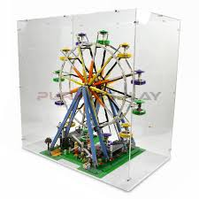 Acrylic Display Case For Lego 10247 Ferris Wheel