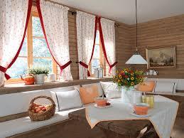 esszimmer gardinen landhausstil caseconrad