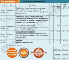 ks services 13 prix devis sol plastique fourniture et pose