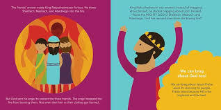 Illustration And Layout By Trish Mahoney From The Beginners Gospel Story Bible Jared Kennedy