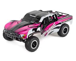 Traxxas Slash 1/10 RTR Short Course Truck W/On Board Audio, XL-5 ESC ... Traxxas Trx4 Defender Ripit Rc Monster Trucks Fancing Amazoncom 67086 Stampede 4x4 Vxl Truck Readyto 110 Scale With Tqi Link Latrax Sst 118 4wd Stadium Rtr Trx760441 Slash 2wd Pink Edition Hobby Pro Buy Now Pay Later Short Course Tra580764 Hobby Pro Shortcourse On Board Audio Ford F150 Svt Raptor Oba Teton Brushed Fordham Hobbies Ready To Run Xl5 Remote Control Racing The Rustler Car