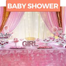Pretty Pink And Floral Baby Shower Baby Shower Ideas Themes Games