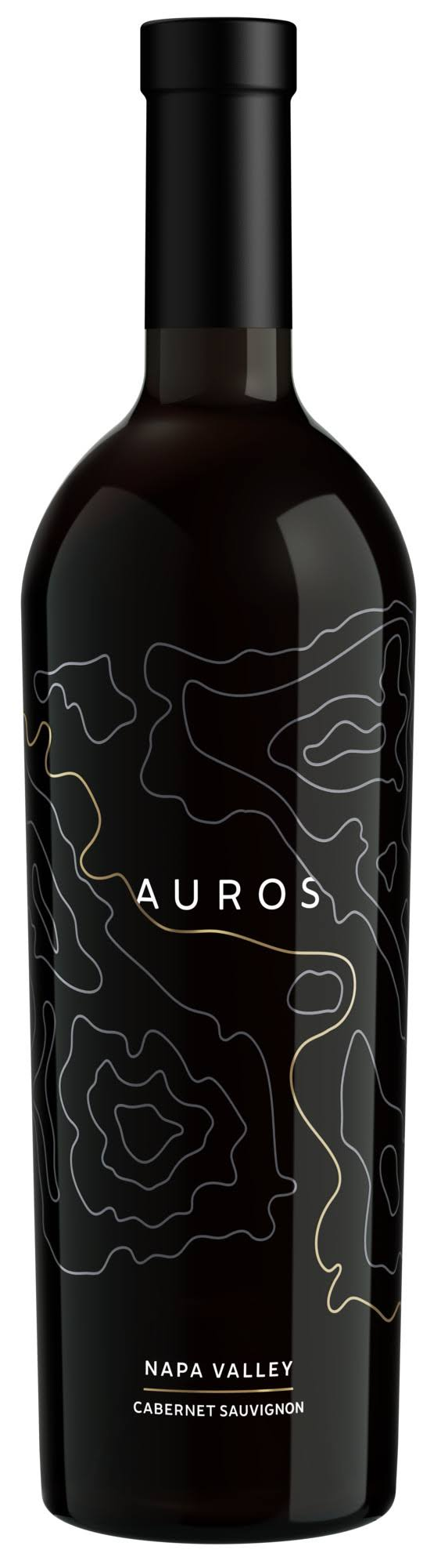 AUROS Napa Valley Cabernet Sauvignon 2015 750ml