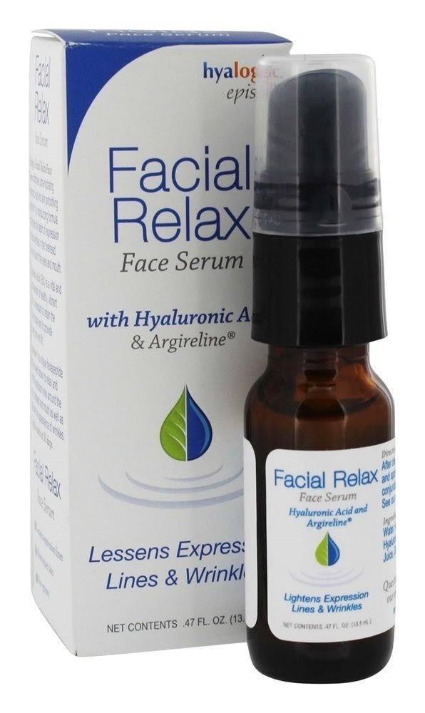Hyalogic Facial Relax Face Serum - 13.5ml